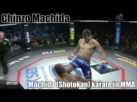 Analysis: Chinzo Machida - Machida (Shotokan) karate in MMA