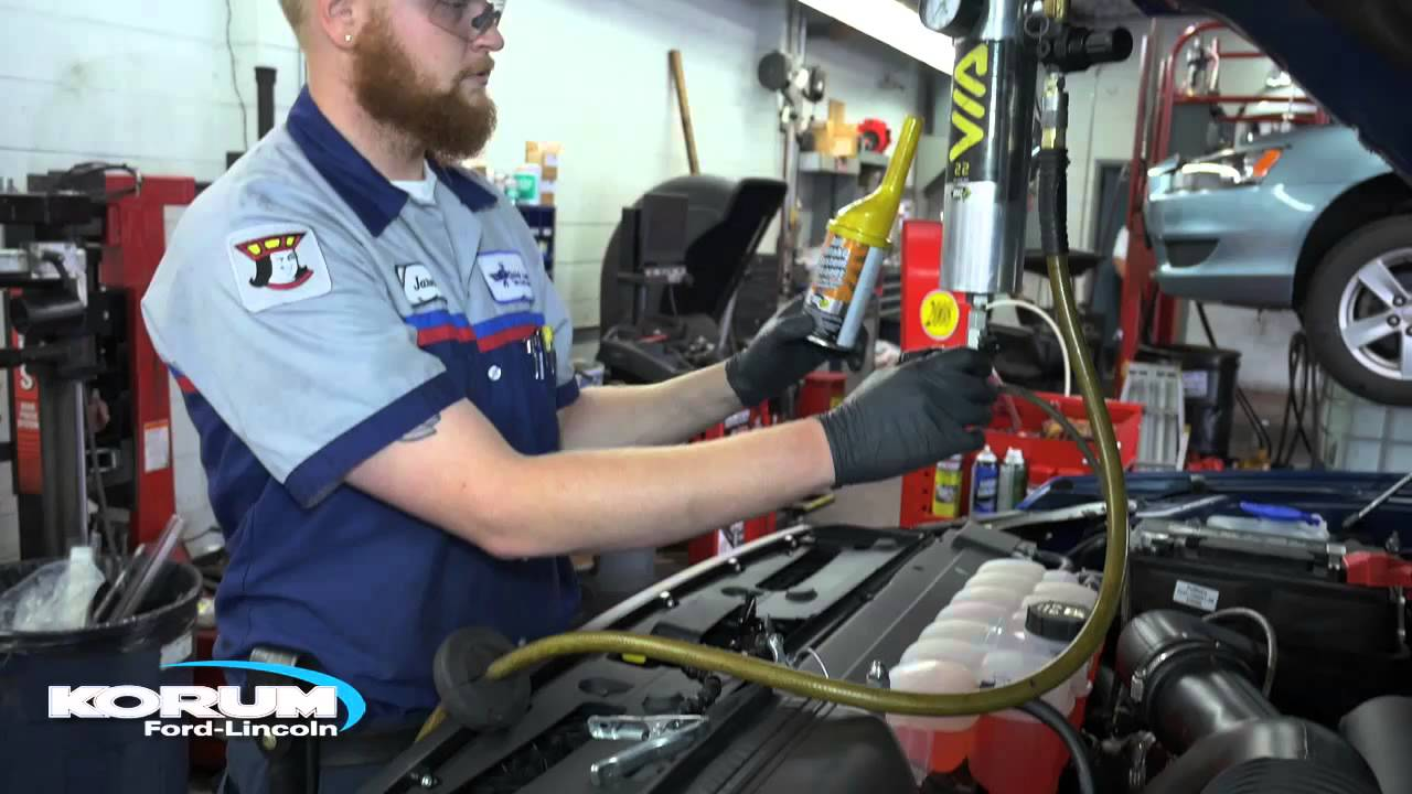 Korum Ford- Induction System Fuel Injection System Service & Korum Ford- Induction System Fuel Injection System Service - YouTube markmcfarlin.com