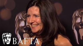 BBC Films   BAFTA Outstanding British Contribution Winner 2015   Backstage Interview