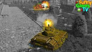 ТАНКО МУЛЬТ игра как  и про танки икс видео   Танки X