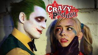 Crazy Puddin': Joker & Harley Quinn's Reality