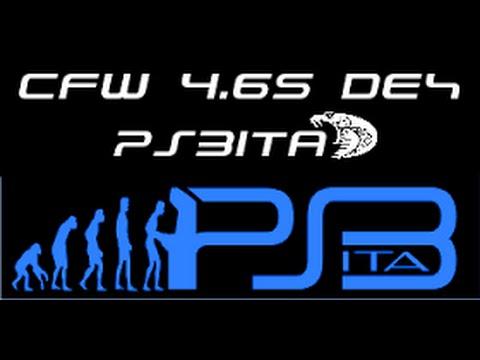 Ps3ita manager 1. 20 ora supporta anche il cfw 4. 46 psxita.