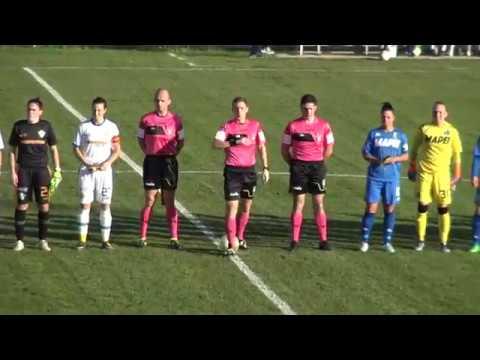 Tavagnacco - Sassuolo 1-1