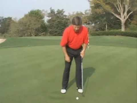 Golf Instruction - Proper Putting Stance - Lesson and Tips