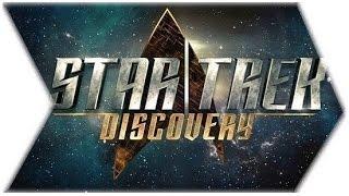 Новый сериал Star Trek: Discovery