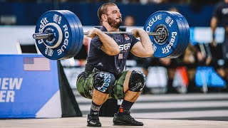 Men's Clean-2019 CrossFit Games