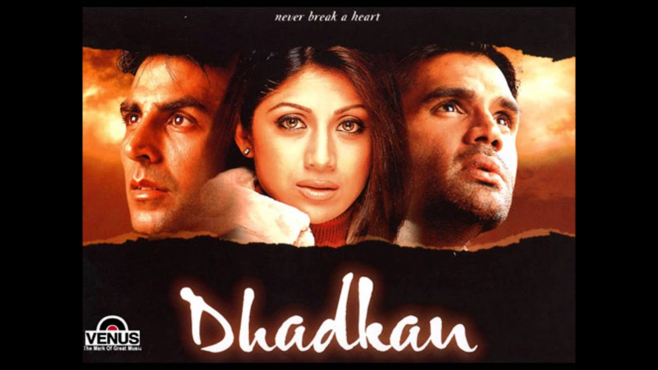 Aksar Is Duniya Mein -Dhadkan Hindi Song Lyrics