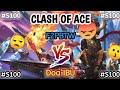 FINAL CLASH OF ACE S100: F2PBTW Vs Doa`IBU