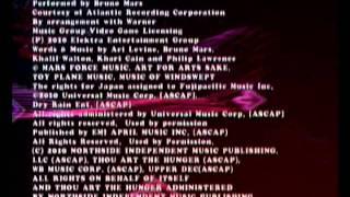 Dance Dance Revolution II CREDIT Movie