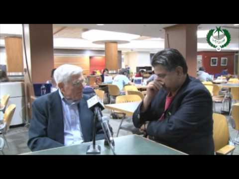 An interview of South Asian Expert Professor Joe Elder with Radio Pakistan