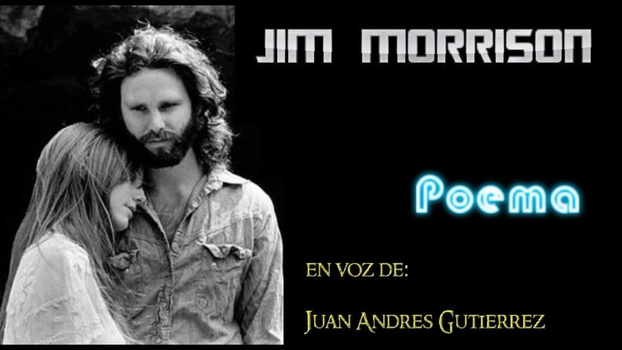 Jim Morrison Poema Youtube