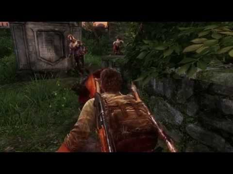 The Last of Us l Stay very, VERY quiet