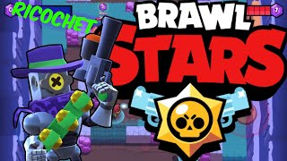 Brawl Stars ⭐ Ricochet Gameplay [HUN]
