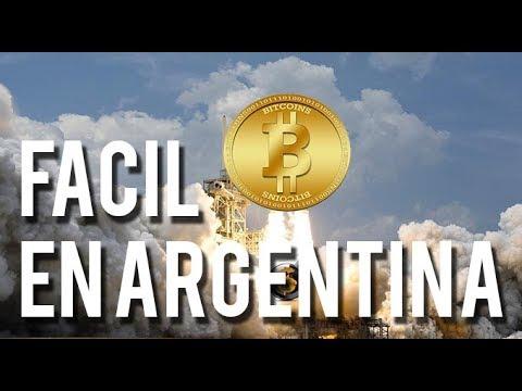 ¿Cómo Comprar Y Ganar Plata Con Bitcoin En Argentina? PARA PRINCIPIANTES