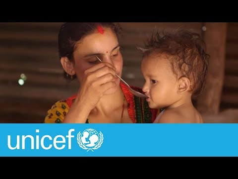 Tips on feeding your child when they are ill | UNICEF
