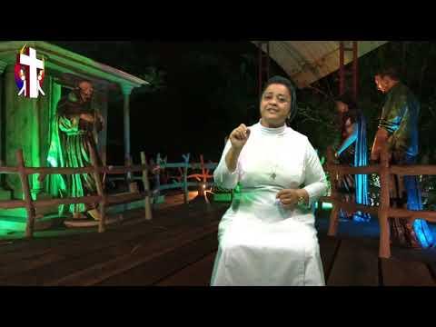 Sinhala Preaching Thought For The Day  23rd  March  2018 ගරු සෙලින්ටා කන්යා සොයුරිය