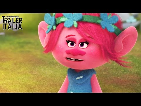 Trolls con justin timberlake trailer italiano [hd] youtube