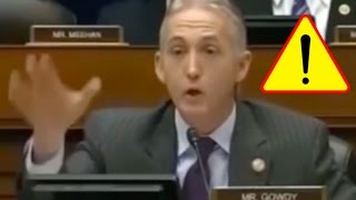 Trey Gowdy Says Obama Was a Corrupt Liar! Gowdy Pissed!