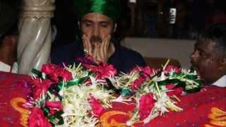 Emraan Hashmi At Haji Ali Dargah