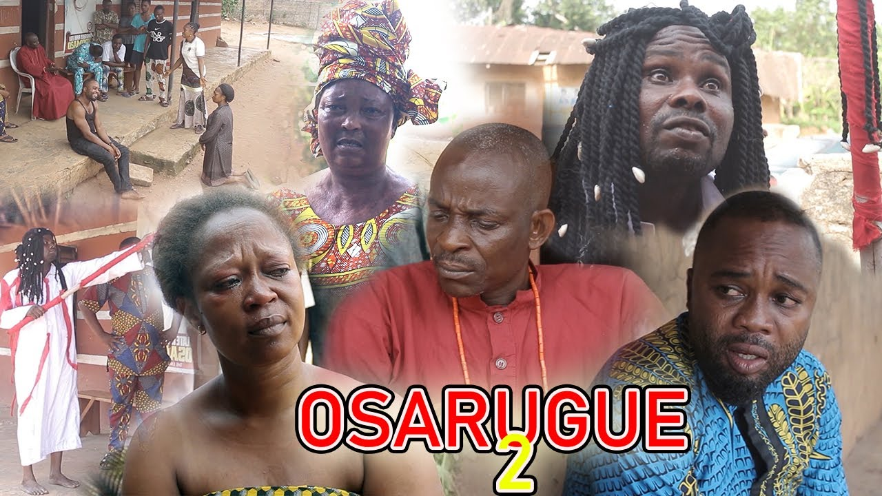 Download OSARUGUE [PART 2] - LATEST BENIN MOVIES 2019