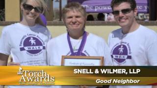 BBB of Southern Arizona Honors Snell & Wilmer with the 2013 Good Neighbor Award