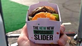 Бургер из искусственного мяса 2.0