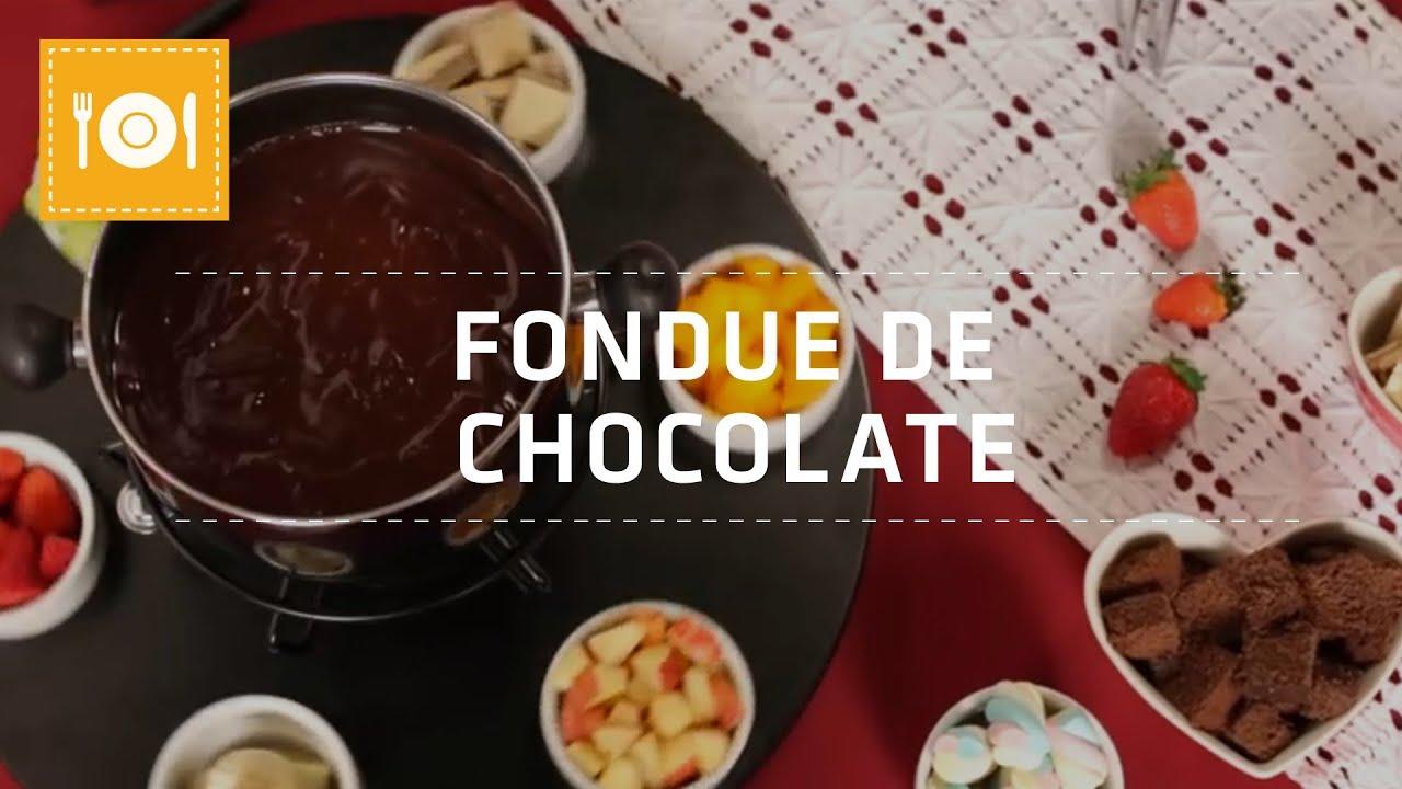 Fondue de chocolate shoptime youtube - Fondue de chocolate ...