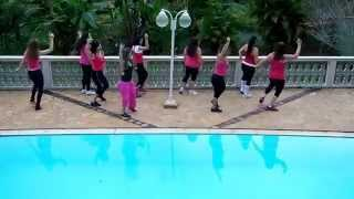 "ZUMBA "" ZIN 45 "" dj dale play by Mara Prof Luciana Picolomini Video"