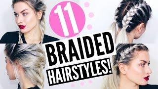 braid hairstyles tutorial