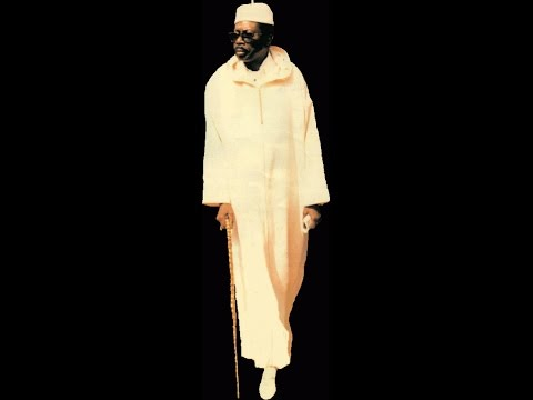 Foire 1995 - 1   Seyd Cheikh Ahmed Tidjani Sy - Senegal