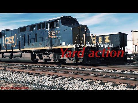 West Virginia Train trip