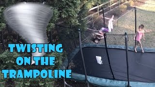 Twisting on the Trampoline 🌪️ (WK 321.2) | Bratayley
