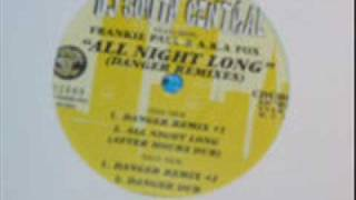 DJ SOUTH CENTRAL FT FRANKIE PAUL - ALL NIGHT LONG (VOCAL DUB MIX)