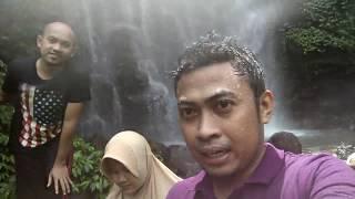 Hot boys at Curug perawan Purwokerto