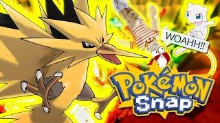 DOUBLE LEGENDARY! / Pokemon Snap / Roblox Adventures