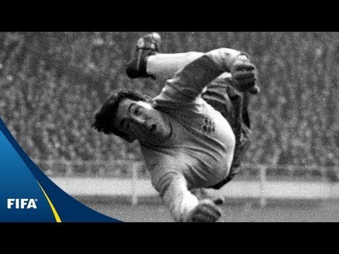 FIFA World Cup moments: Gordon Banks