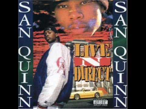 San Quinn - What Goes On