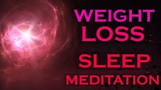 Hypnosis for Weight Loss - Lose Weight while you SLEEP ~ Listen Every Night