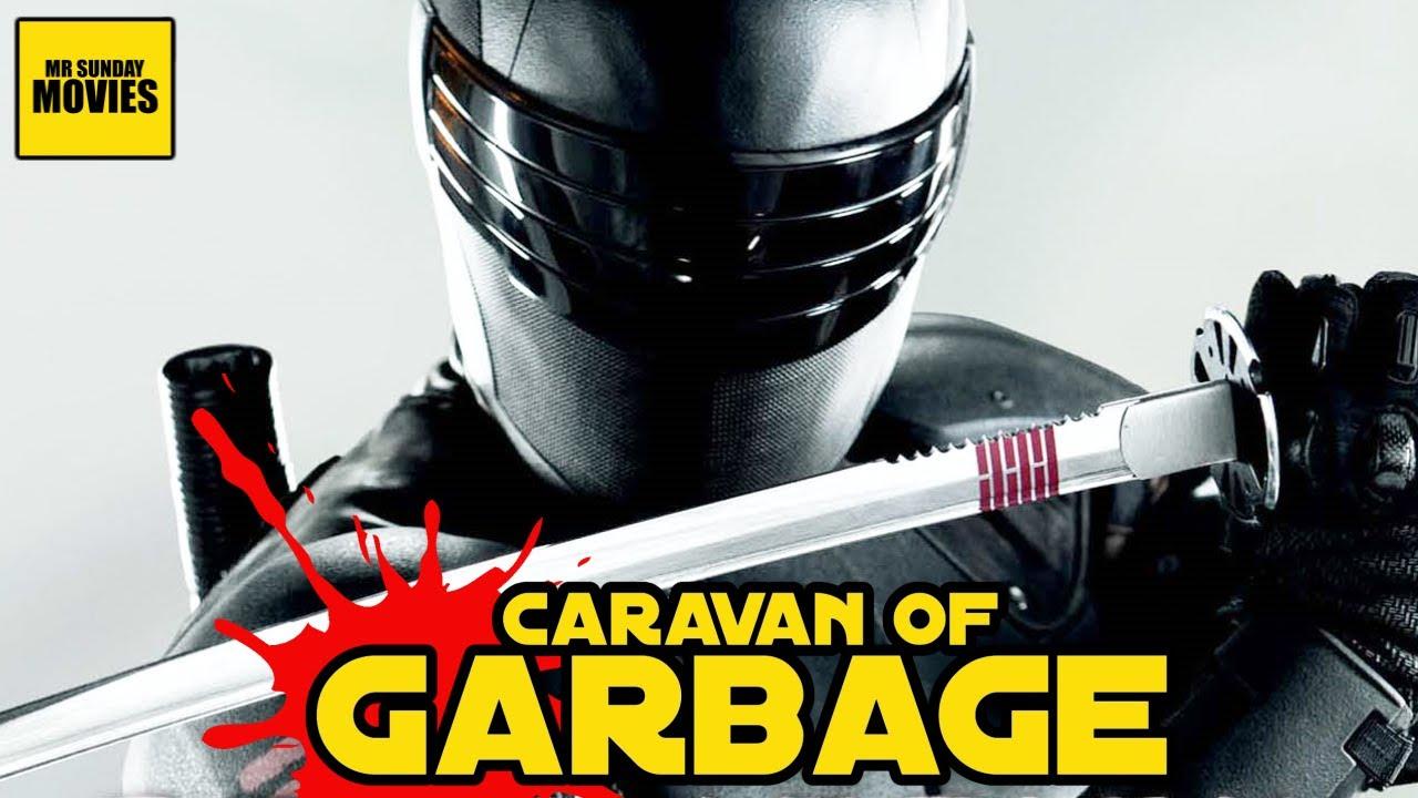 Gl Joe: Retaliation - Caravan Of Garbage