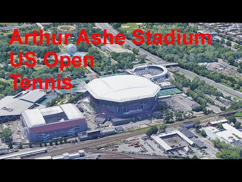 US Open Arthur Ashe Corona Park Flushing Meadows New York, USA