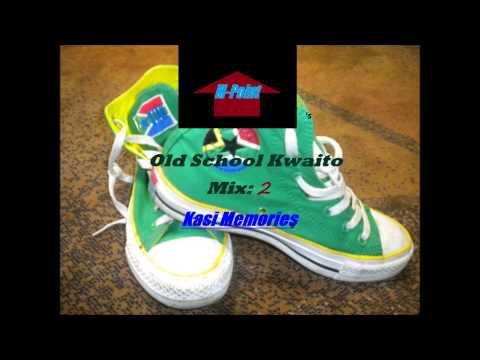 M-Point's Old School Kwaito Mix 2: Kasi Memories