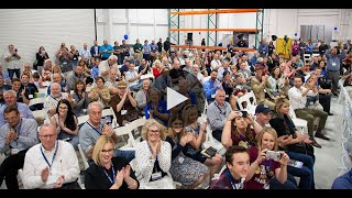 Highlights from the Astro Pak Space Coast Facility Open House