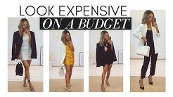 Look Expensive On A Budget | Forever 21 Edition