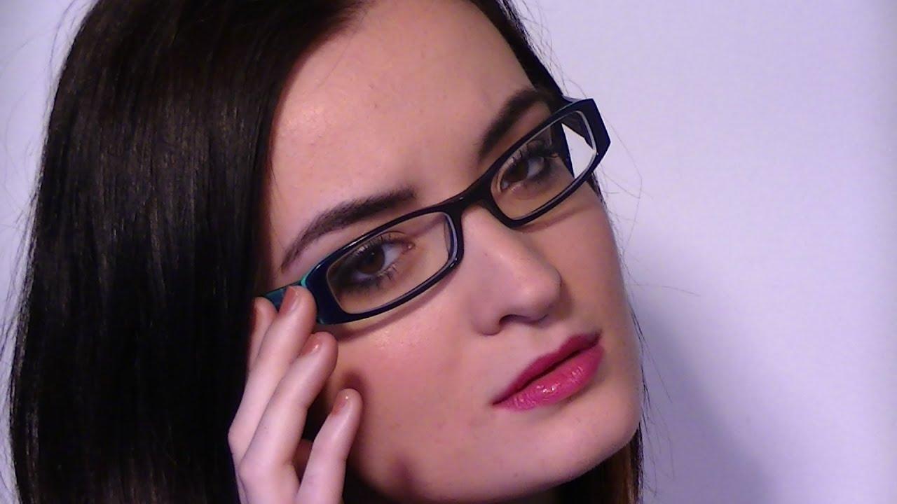 maquillage pour lunettes youtube. Black Bedroom Furniture Sets. Home Design Ideas