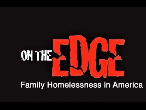 on the edge: Family Homelessness in America (4-min trailer)