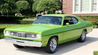 1970 Plymouth Duster 340 Classic Muscle Car for Sale in MI Vanguard Motor Sales