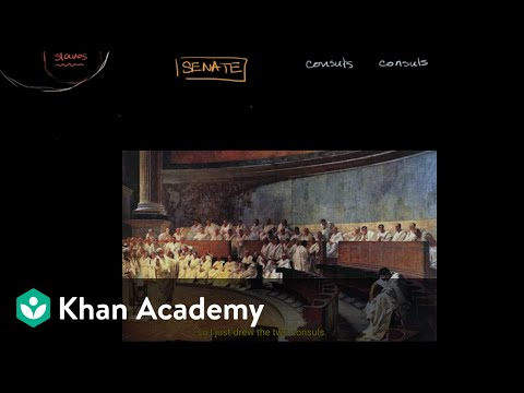 Roman social and political structures | World History | Khan Academy