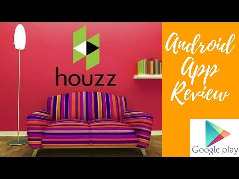 Houzz Interior Design App Review - Google Play Awards Winner