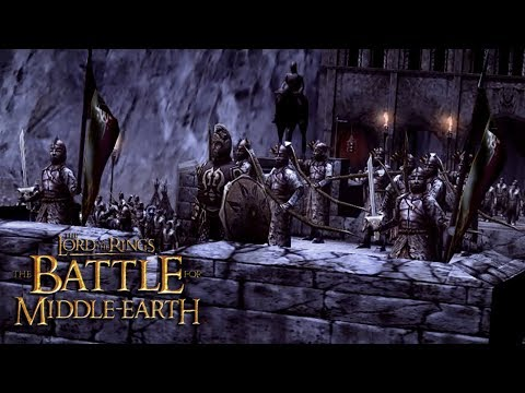 LOTR: Battle for Middle Earth - Classic Edition Mod - Battle of Helm's Deep