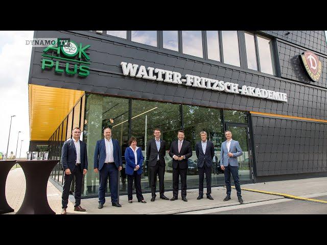 Eröffnung der AOK PLUS Walter-Fritzsch-Akademie